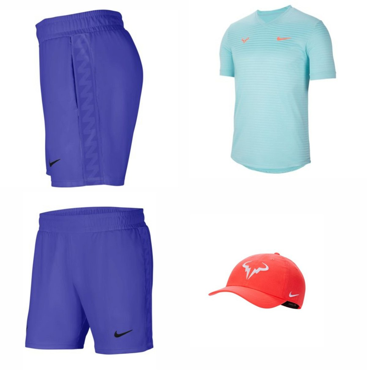 Nike Releases Rafael Nadal S French Open Outfit Amidst Doubts Regarding Cancelation Essentiallysports