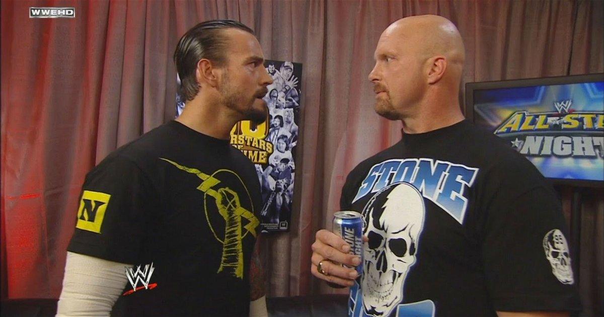 CM Punk Denies A Shot At WWE Legend Stone Cold Steve Austin 2
