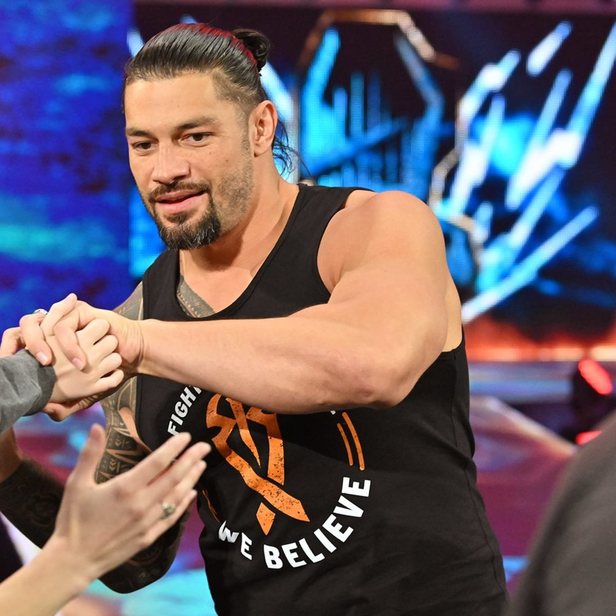 Roman Reigns Says He Could've Wrestled In WWE With Leukemia 2