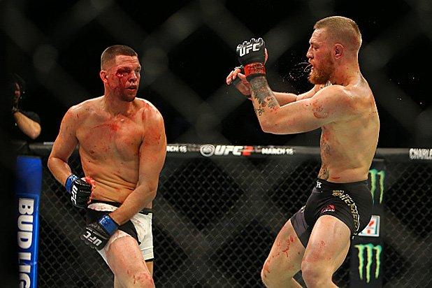 UFC 196: McGregor v Diaz Israel Adesanya