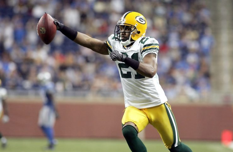 Charles Woodson, Green Bay Packers