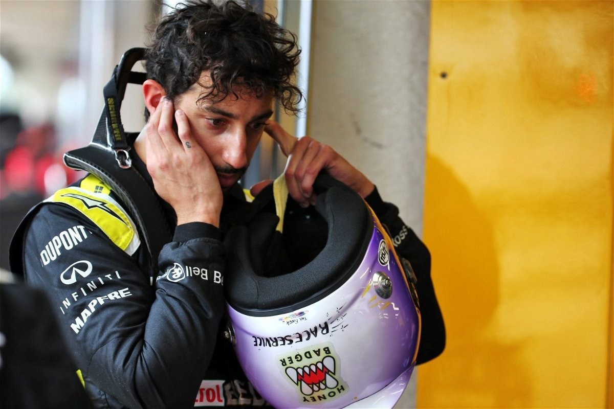 Daniel Ricciardo Reveals the Most Embarrassing Moment in His F1 Career - Essentially Sports