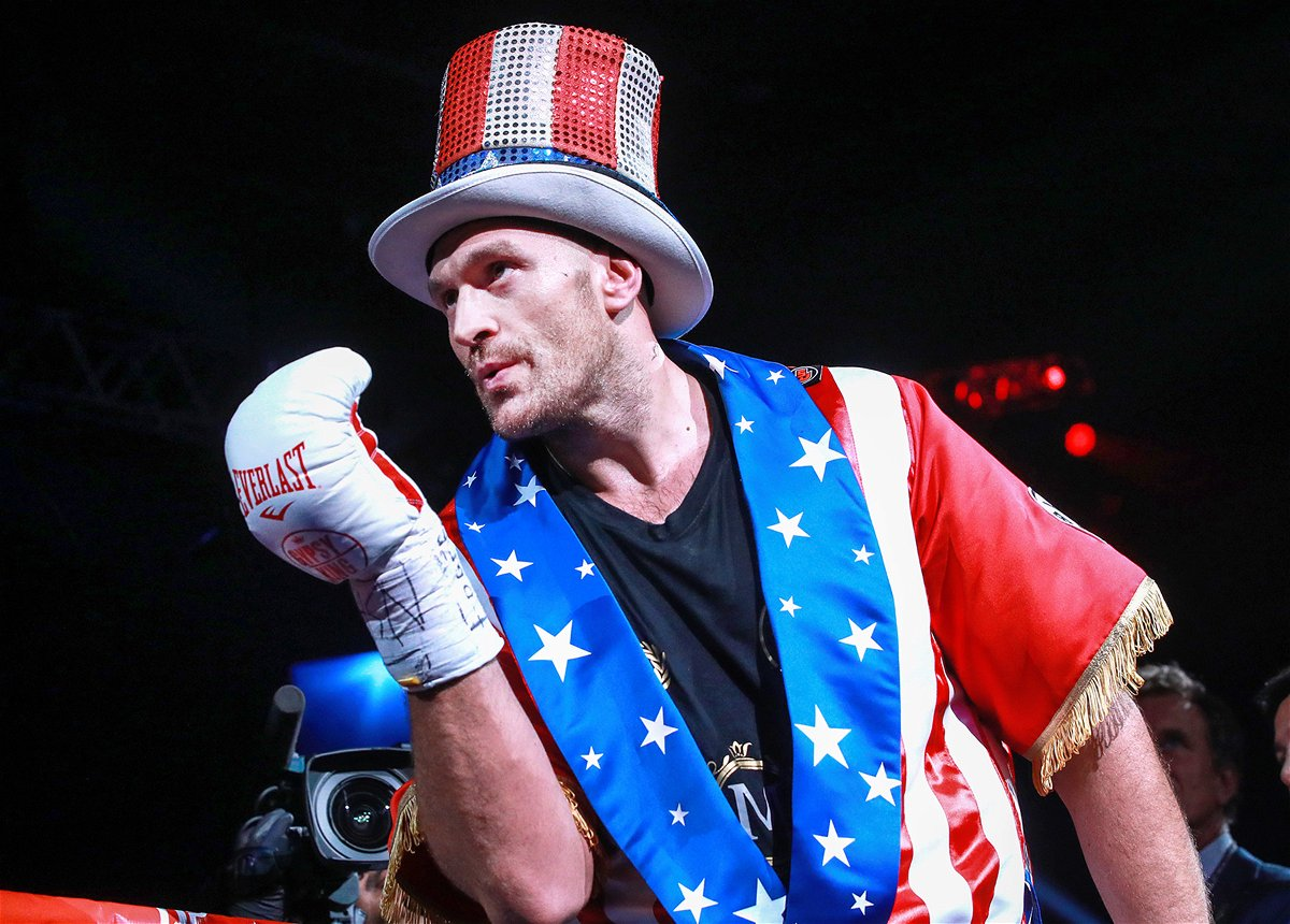 Tyson Fury 2020 Net Worth Salary And Endorsement