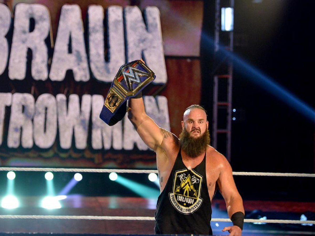 Braun Strowman Demands a Massive Championship Match for ...