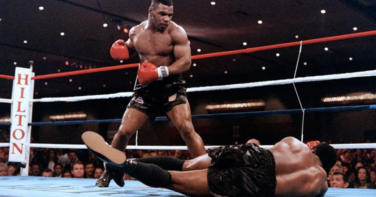 "Talk About Dramatic Knockout""- Teddy Atlas Picks His Favorite Mike ..."
