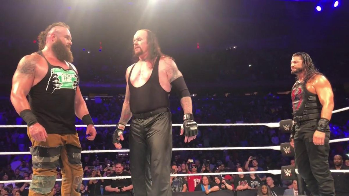 Braun Strowman Shares How The Undertaker Helped His WWE Career 97