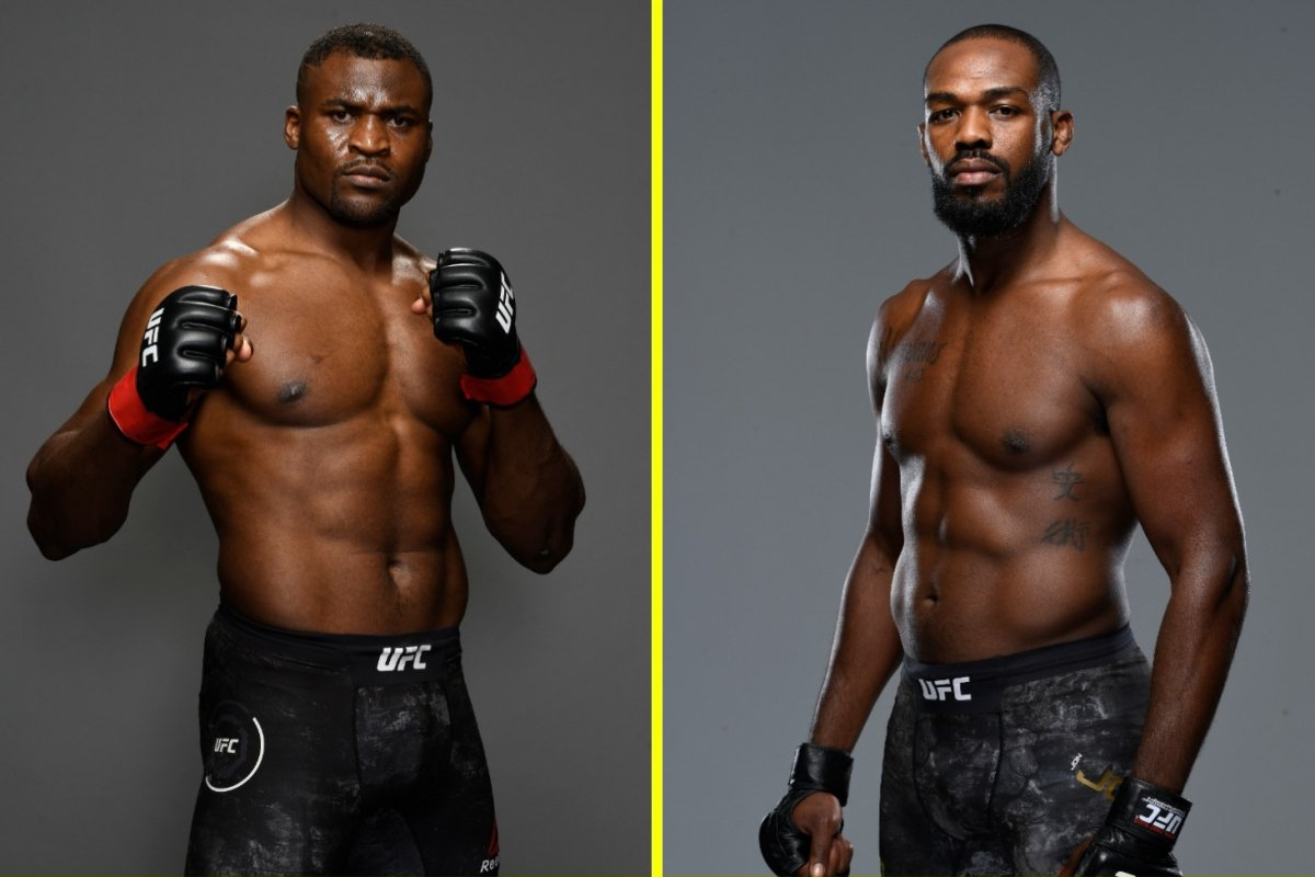 """It Can Absolutely Happen"""" - Manager Gives His Opinion on Jon Jones vs Francis Ngannou - EssentiallySports"""