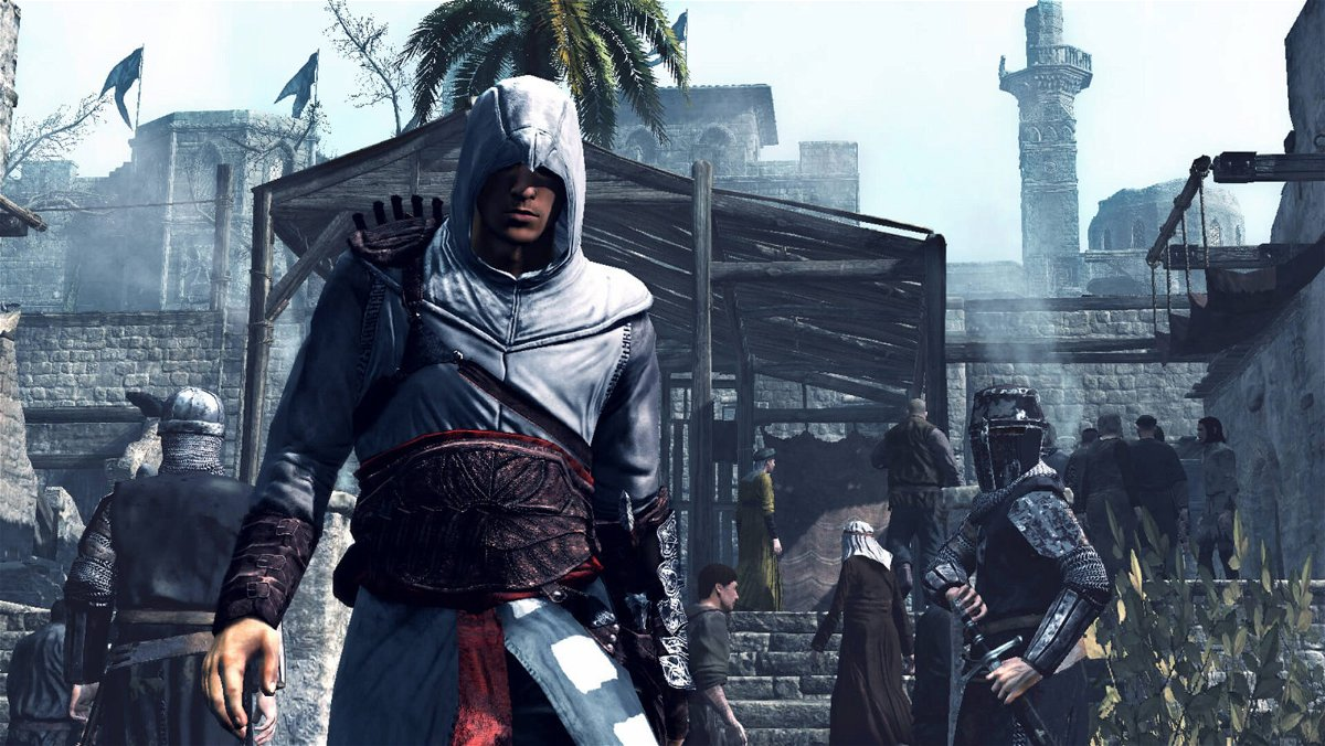 How Ubisoft CEO's Kid Changed Assassin's Creed - EssentiallySports