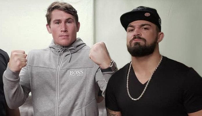 F**k Darren Till for Life'- Mike Perry Makes Cameo Appearance for Darren Till - EssentiallySports