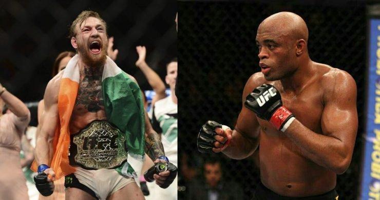 Conor McGregor vs Anderson Silva