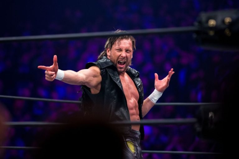 "I'm Incredibly Proud of Our Division""- Kenny Omega Fires Back at ..."