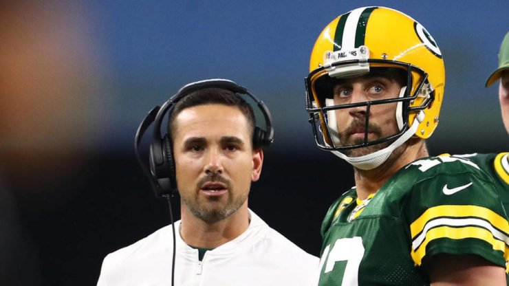 Matt LeFleur clears air on his relationship with Aaron Rodgers
