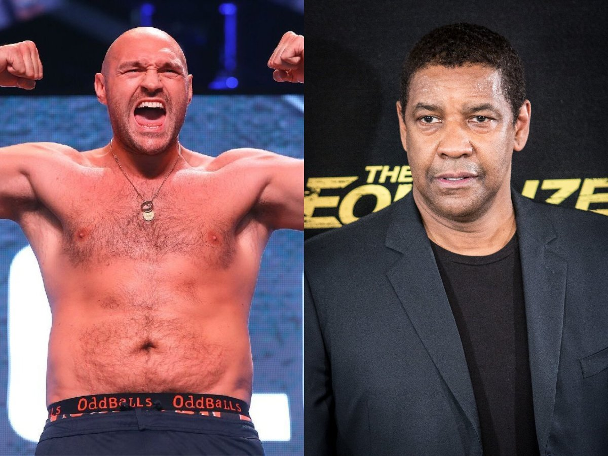 """""""He Needs a Punch in the Throat"""" – Tyson Fury Reveals His Only Problem With Denzel Washington - Essentially Sports"""