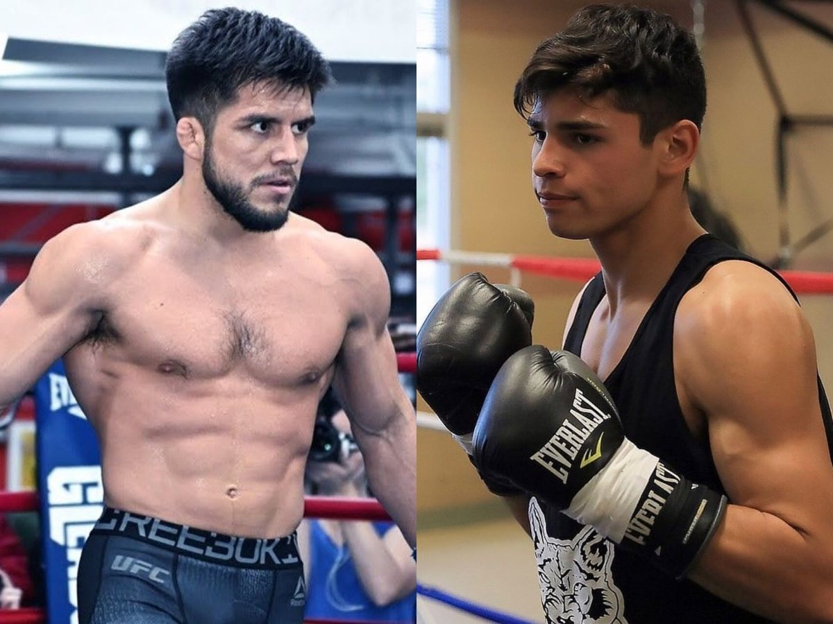 You Can Make Love To Him If You Want Henry Cejudo S Manager Belittles Ryan Garcia Essentiallysports