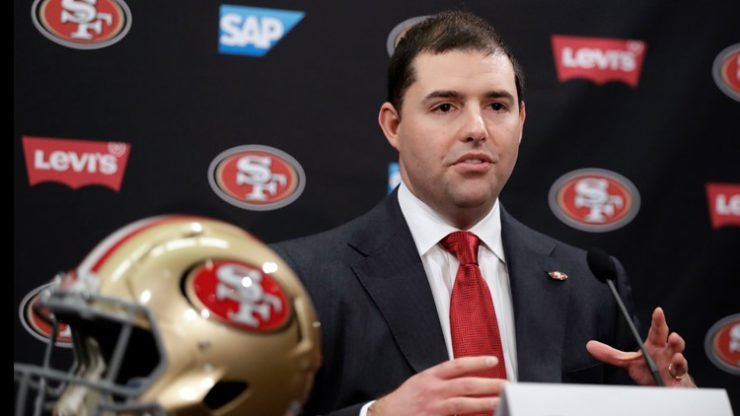 Jed York, CEO of San Francisco 49ers