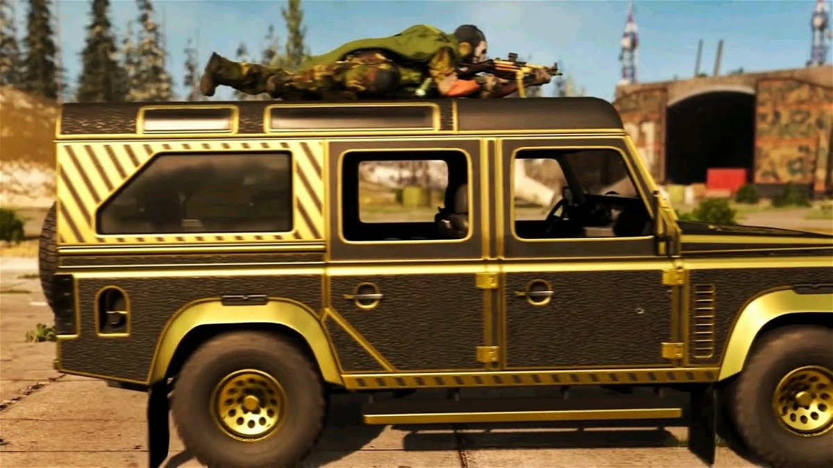 Call Of Duty All The Vehicle Skins In Xzibit S Plunder Pack For