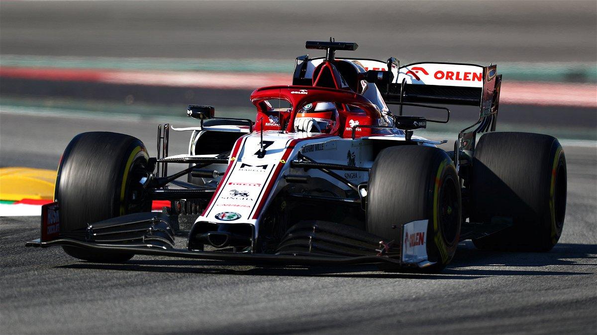 Kimi Raikkonen S F1 Future In Doubt As Sergio Perez Reportedly In Talks With Alfa Romeo Essentiallysports