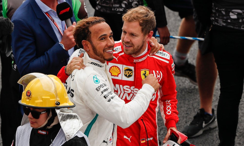 """I Don't Think Formula 1 Has Lost Anything""- Lewis Hamilton Reflects on Sebastian Vettel Potentially Leaving in 2021 - Essentially Sports"