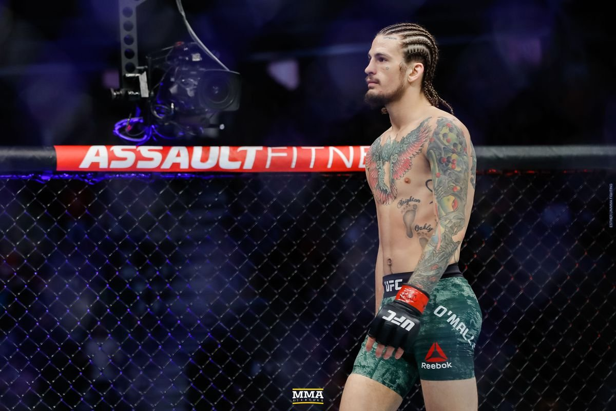 Sean O'Malley Makes A Statement With His Hairstyle Ahead Of UFC 250 - EssentiallySports
