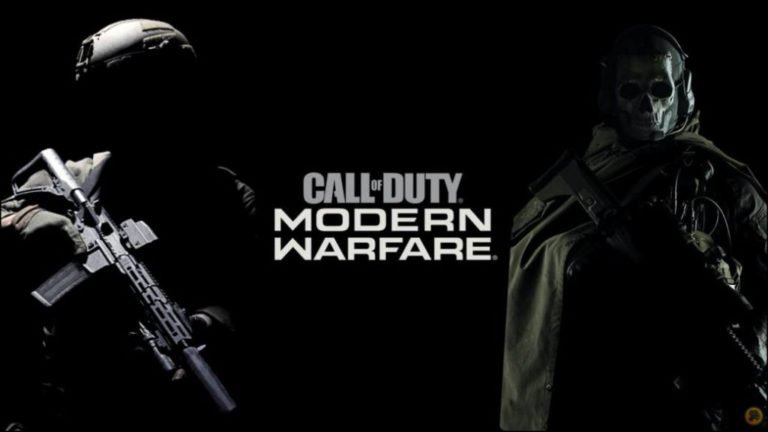 Call Of Duty Modern Warfare Sends A Strong Message In Support Of