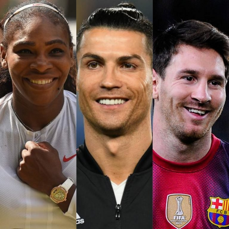 Serena Williams Amongst Top Instagram Earners With Cristiano Ronaldo And Lionel Messi Essentiallysports