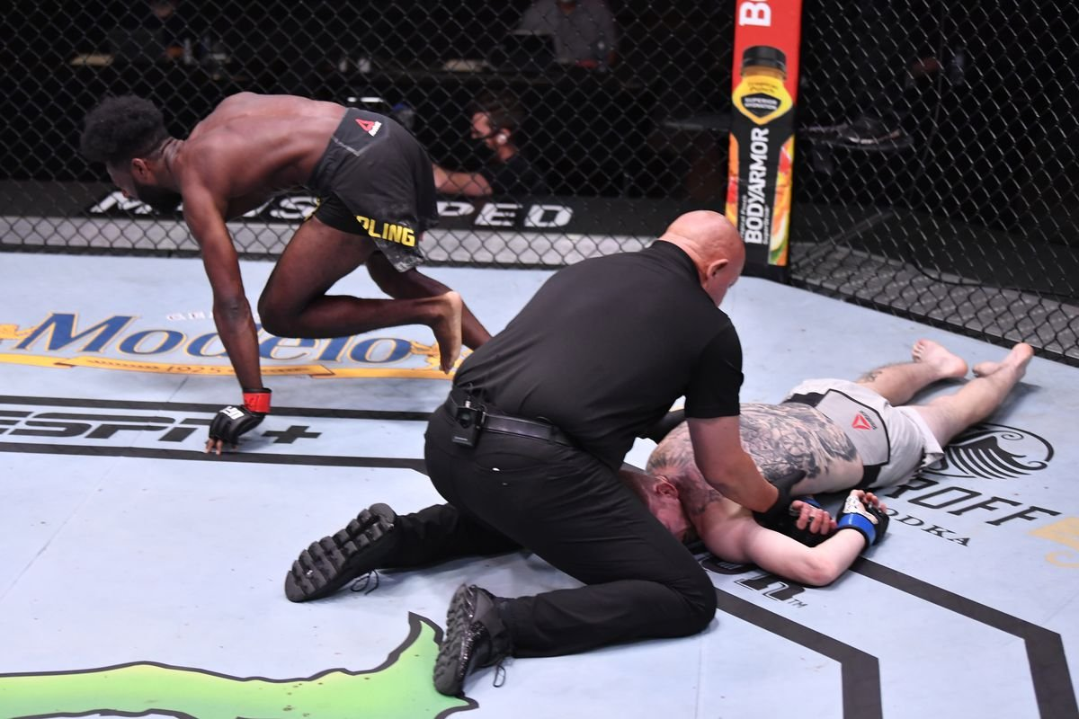 Where You At Dana Aljamain Sterling Calls For Dana White After Putting Cory Sandhagen To Sleep Essentiallysports