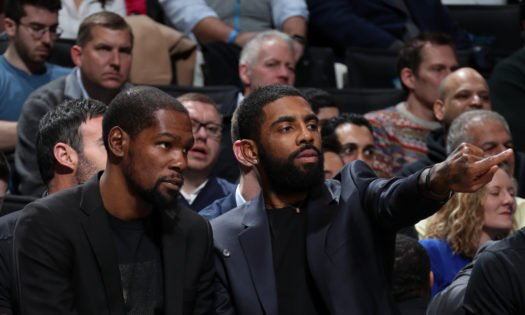NBA Insider Thinks Kevin Durant Was Crucial for Nets Not to Include a Partially Available Kyrie Irving