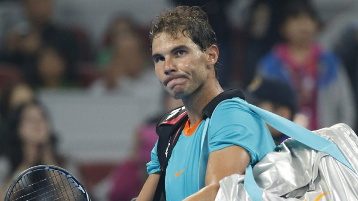 My Motivation Today Is Not Tennis Rafael Nadal Essentiallysports