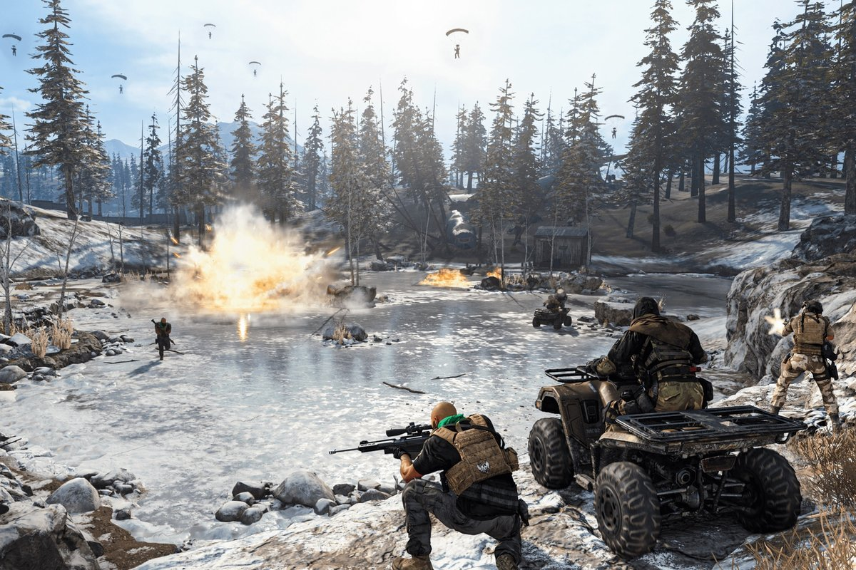 Call Of Duty All You Need To Know About Cold War Alpha Online