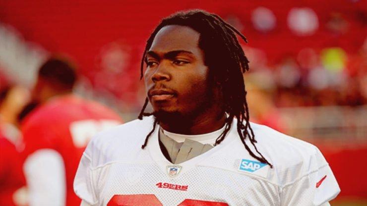 Former San Francisco 49ers nose tackle, Ian Williams
