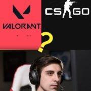 Valorant CS:GO Shroud