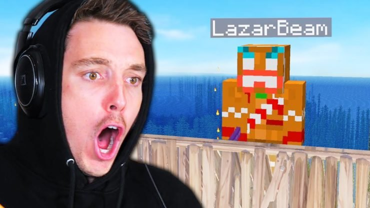 Fortnite LazarBeam