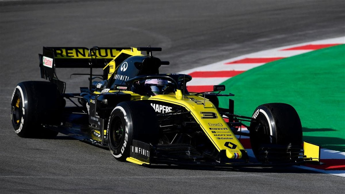 Daniel Ricciardo Finally Gets Some F1 Action Next Week With Renault Essentiallysports
