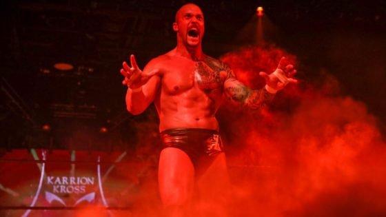 Karrion Kross Destroys a Returning Jeff Hardy on WWE Raw