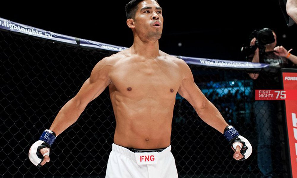 Tyson Nam, UFC