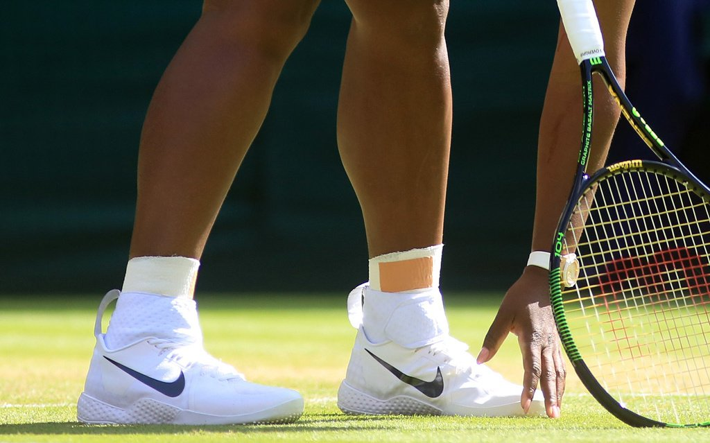 Serena Williams' Shoes - The Key To Her