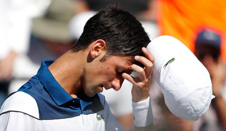Novak Djokovic In Big Trouble After Attending Event With COVID Positive Basketball Player