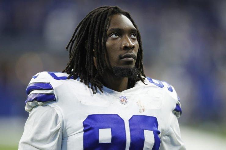 Dallas Cowboys' linebacker, DeMarcus Lawrence