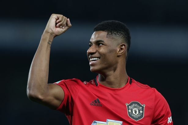 Marcus Rashford Joins Tyson Fury as the Favorite to Win BBC's ...