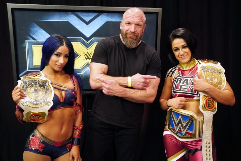 Bayley Threatens WWE CBO Stephanie McMahon Via Twitter, She Responds 2