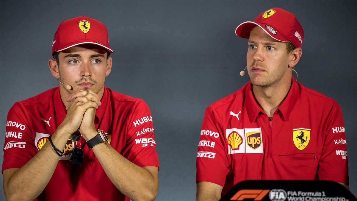 "They Are Going to Suffer a Lot""- Davide Valsecchi Predicts a Difficult  Season for Ferrari Because of Its Drivers - EssentiallySports"