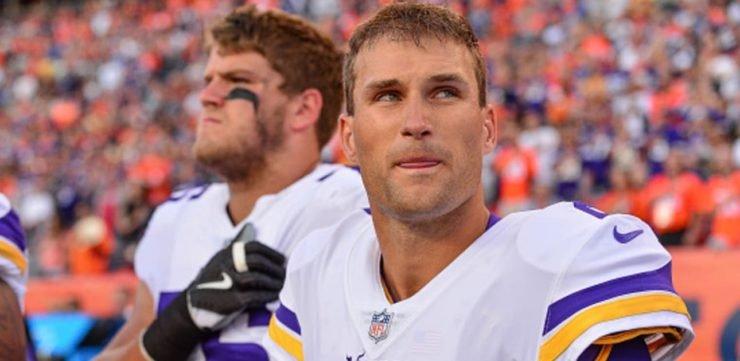 Minnesota Vikings Quarterback, Kirk Cousins