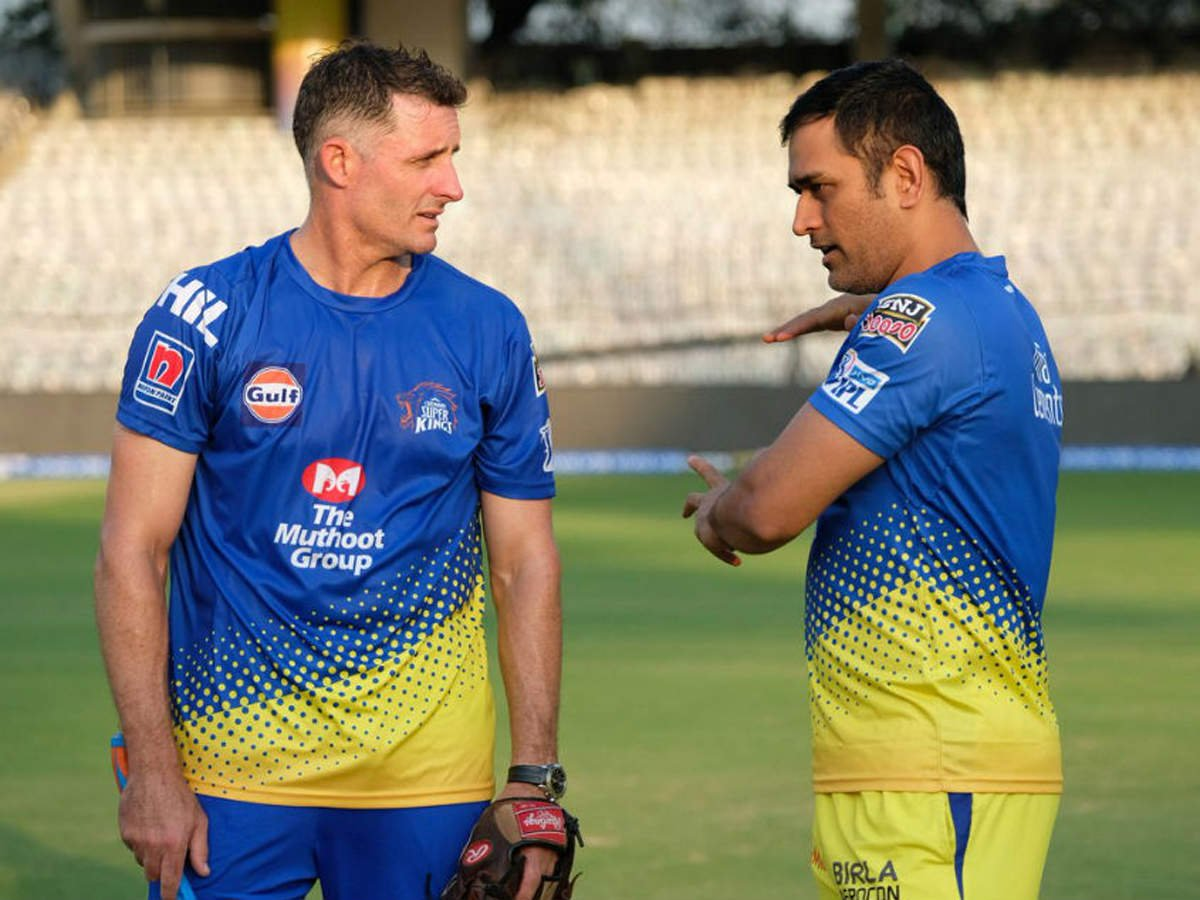 """As a Coach, I Thought my Days are Over Forever"""" Michael Hussey Recalls as  Incident with MS Dhoni - EssentiallySports"""