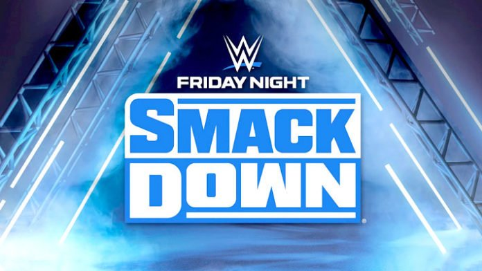 WWE Friday Night SmackDown 08.01.2021