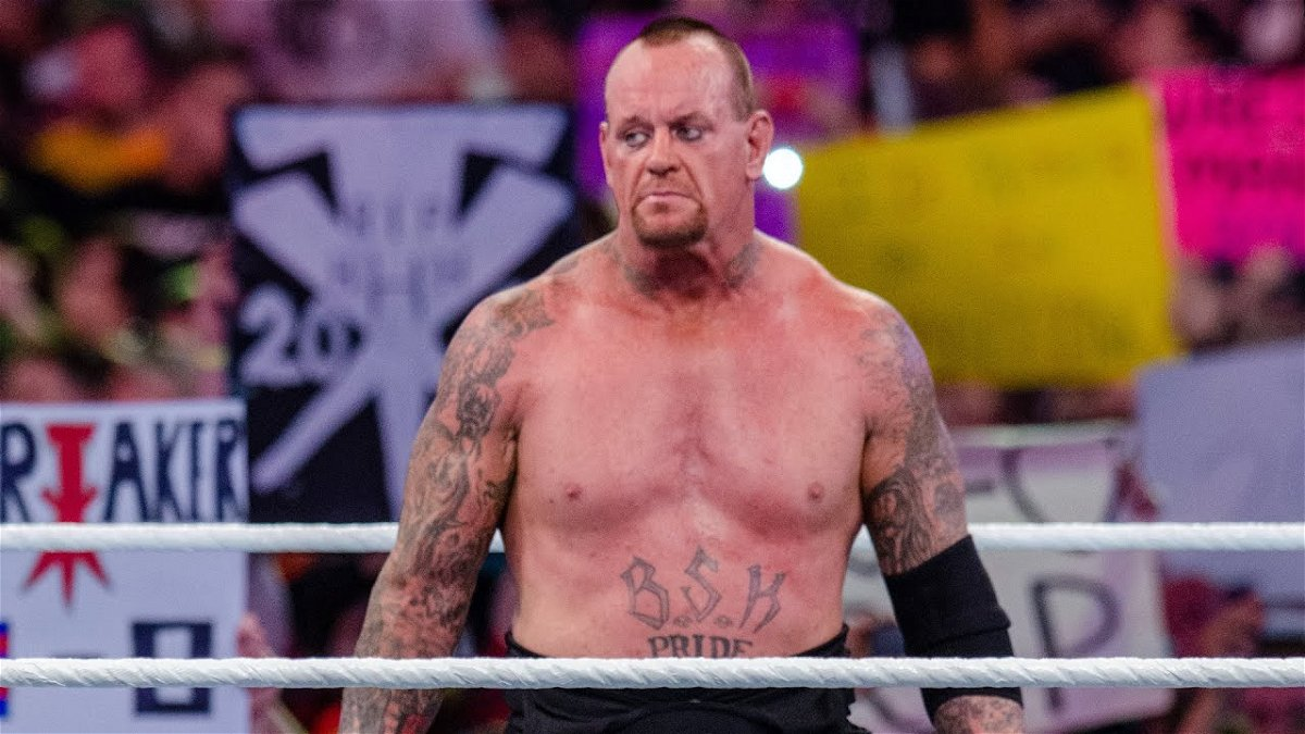 """It's Such a Huge Disconnect For Me""""- The Undertaker Takes a Dig at ..."""