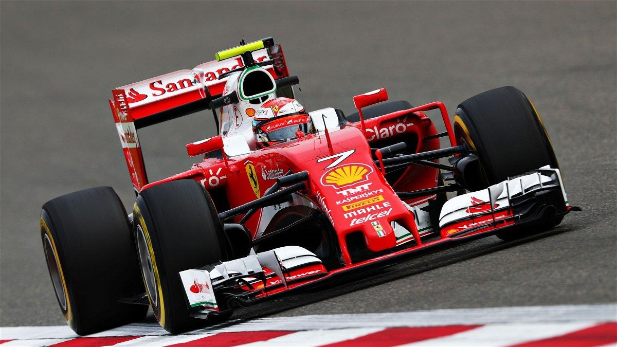 F1 Throwback Kimi Raikkonen Emulates Drift King In A Mind Boggling Overtake Essentiallysports