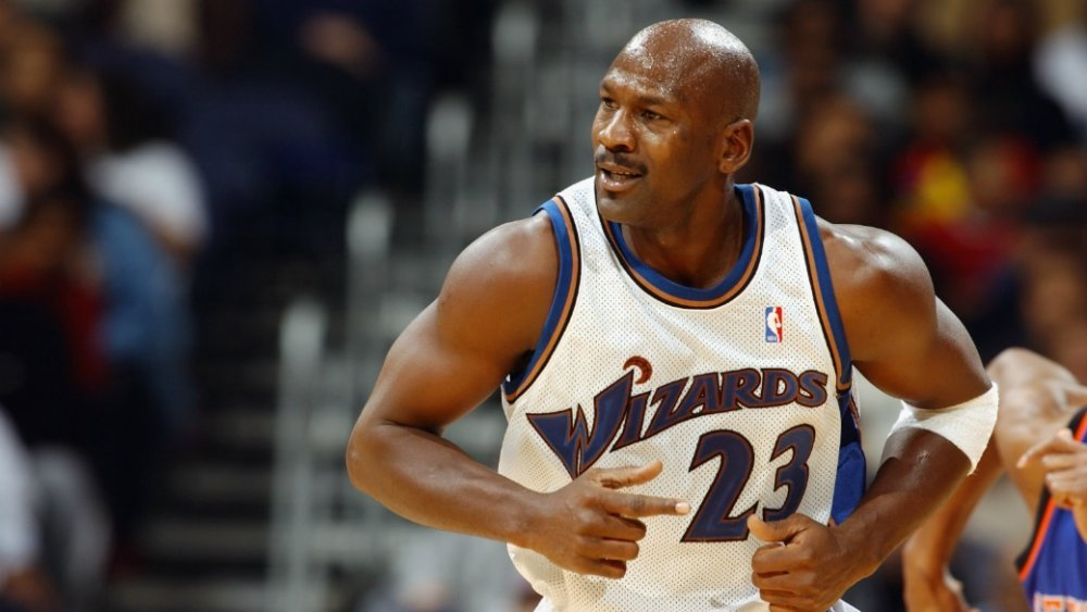 eternamente Aventurarse Preparación  Incredible Stats and Records Which Prove the Wizards Stint of Michael Jordan  Was Heavily Underrated - EssentiallySports
