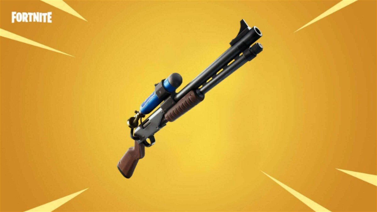 Fortnite: the best shotguns in the game