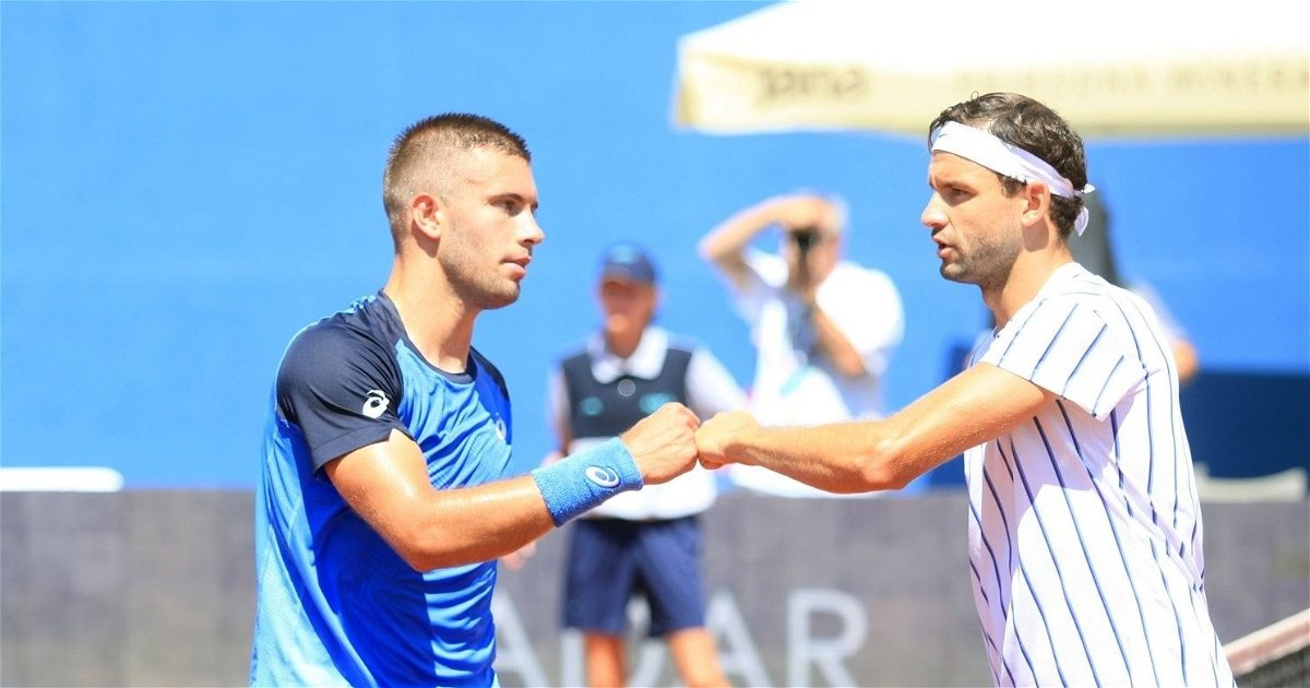 Borna Coric Tests Positive for COVID-19 Following Match Against ...