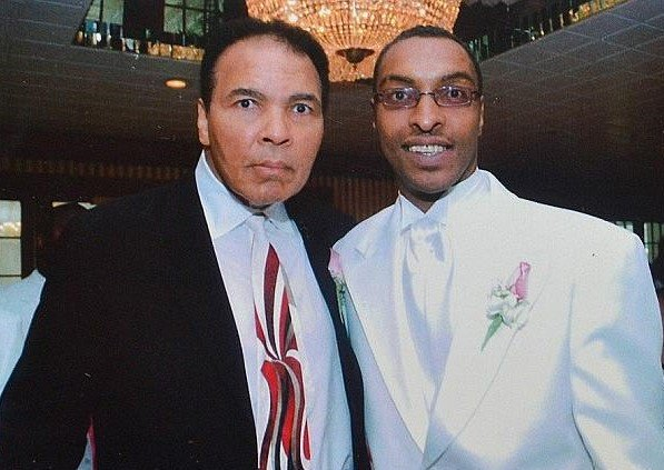 """The Officer Was Doing His Job""""- Muhammad Ali Jr. Sends a Message ..."""